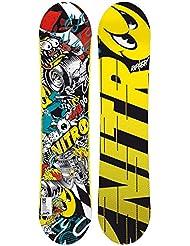 Nitro Snowboards Niños Ripper, multicolor, 96