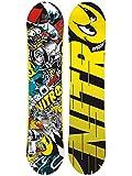 Nitro Ripper Snowboard, Multicolore, 96