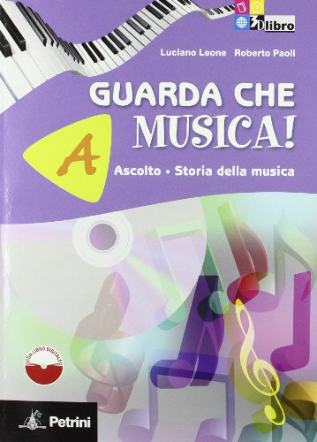 GUARDA CHE MUSICA A+B +CD +LD