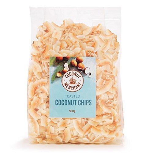 Coconut Merchant - Chips de coco grillées