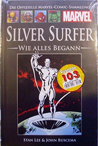Die offizielle Marvel-Comic-Sammlung Classic XIV: Silver Surfer - Wie alles begann
