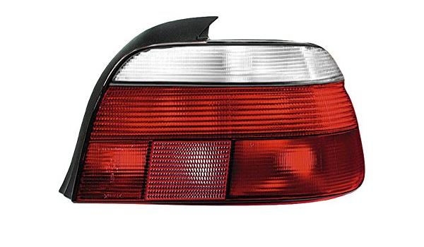 Hella 2vp 007 240 091 Heckleuchte Glühlampe Rot Weiß Links Auto