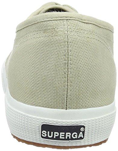 Superga Unisex-Erwachsene 2750 Cotu Classic Low-Top Grau (Taupe)