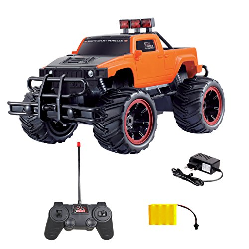 Diawell RC ferngesteuertes Auto Monstertruck Truck Pick up Akku Ladegeräte 27 cm Lang