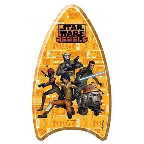 Bodyboard / Kickboard / Schwimmbrett von Disney Star Wars Rebels 82 cm