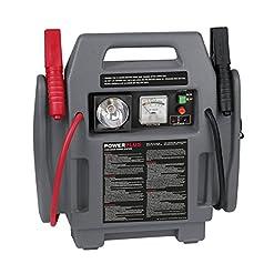 TradeShopTraesio_OX AVVIATORE Portatile Auto 12V Jump GIUMBO Start 300PSI Compressor Camper Moto