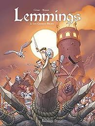 Lemmings, tome 2 : Les Gemmes bleues par  Crisse