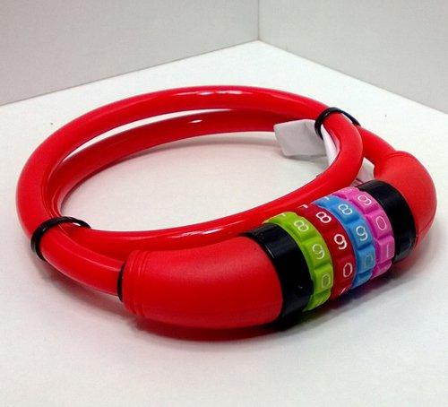 land-haus-shop-fahrradzahlenschloss-65-cm-stahlseil-ummantelt-fahrrad-zahlen-schloss-rot