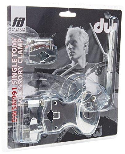 DW Drum Workshop SM991 Tom-Klemme mit V-Speicherschloss