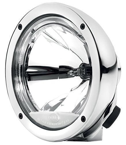 HELLA 1F1 009 094-091 Fernscheinwerfer Luminator Compact Celis, rund, Anbau links/rechts stehend, 12/24 V