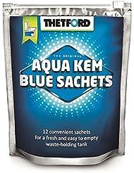 Thetford Aqua Kem Blue Sanitärflüssigkeit, Blau, One Size