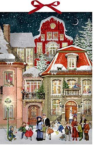 Wandkalender - In der Weihnachtsgasse