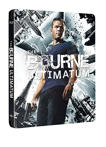 Bourne Ultimatum (Steelbook Blu-Ray)