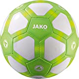 JAKO Lightball Striker Ball, weiß/Neongrün/Neongelb-290g, 3