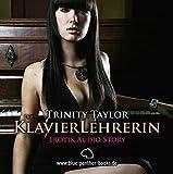 Die Klavierlehrerin | Erotik Audio Story | Erotisches Hörbuch - Trinity Taylor