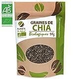 Graines de Chia Bio - 1kg (Salvia hispanica)