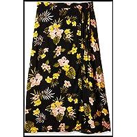 OVS Women's 191SKR404-74 SKIRT, Multicolour (Multicolour 837), Size 40