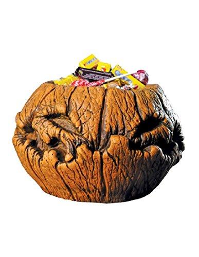 Rotten Jack Bowl Halloween Decoration