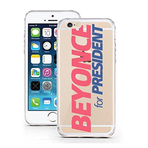 licaso Teléfono Móvil para iPhone 6& 6S de TPU con Print Diseño Funda Protector Soft extra