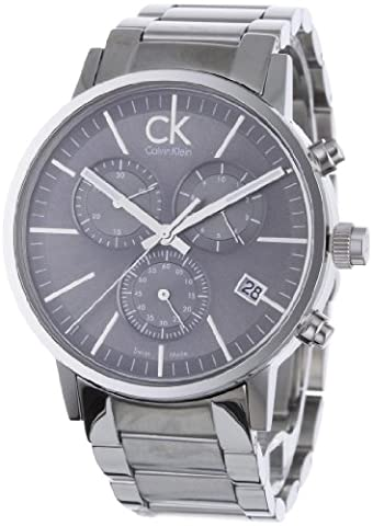Calvin Klein Gents Watch Postminimal Chrono St K7627161