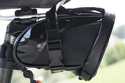 Fahrradzubehör Fahrradtaschen Fahrradtasche Satteltasche Werkzeugtasche Wasserdicht Satteltasche Stoßfest JO