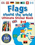 #5: Ultimate Sticker Book: Flags Around the World (Ultimate Sticker Books)