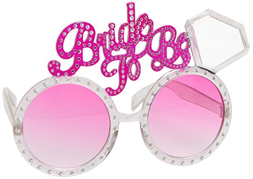 Smiffy's - Bride to Be - Zukünftige Braut - Brille