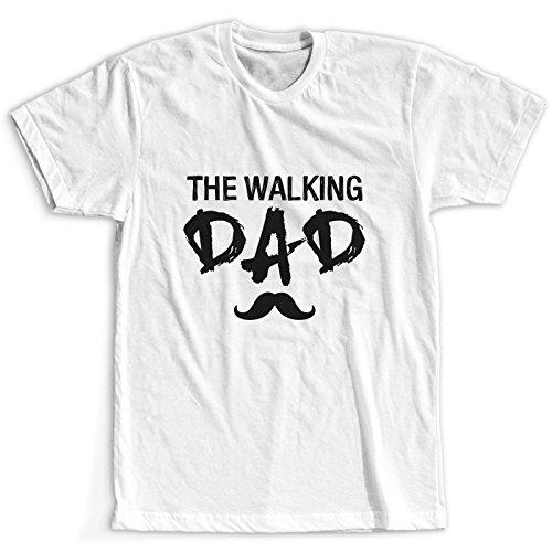 The Walking Dad Maglietta / T-Shirt / Uomo / Più dimensioni / Spedizione Veloce