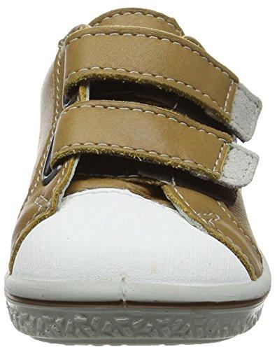 Ricosta Jungen Nipy Sneaker Brown (Ahorn 266)