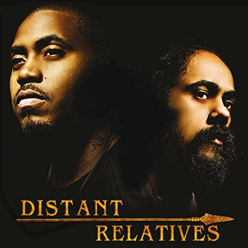 Distant Relatives (Damian Marley-cd)