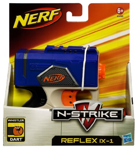 Imagen principal de Nerf 93242983 - N-Strike Reflex IX-1 (Hasbro)