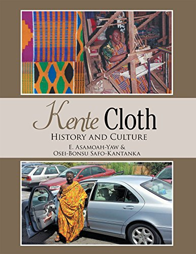 Kente Design (Kente Cloth: History and Culture (English Edition))