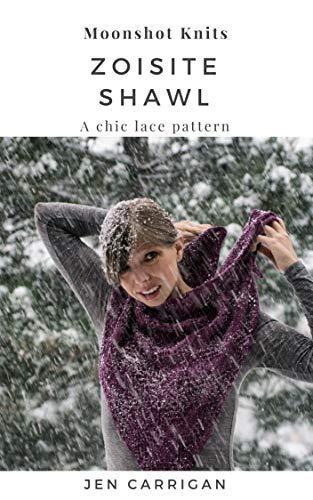 Descargar Utorrent Para Ipad Zoisite Shawl: A Chic Lace Knitting Pattern | accessory knitwear PDF En Kindle