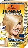Schwarzkopf Diadem Seiden-Color-Creme 711 Hellblond, 3er Pack (3 x 1 Stück)