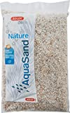 Zolux Gravier Naturel pour Aquarium Quartz Blanc de 1 à 3 mm de Granulométrie 1 kg