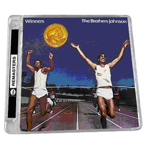 Winners (Expanded+Remastered Edition) Johnson Brothers Cherry