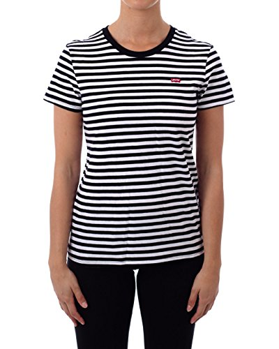 Levi's Damen T-Shirt Perfect Tee, Mehrfarbig (Tbd1 0013), Medium