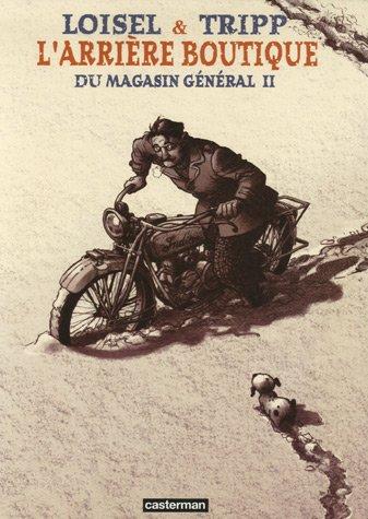 L'arrière boutique du Magasin général, Tome 2 : Serge : Artbook