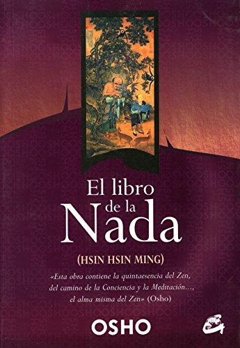 El Libro De La Nada (Perenne)