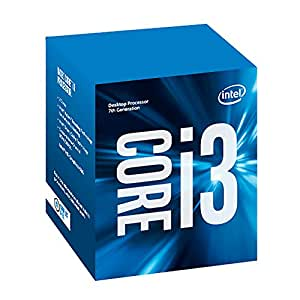 Intel Core i3 – 7320 4.10 GHz CPU – nero