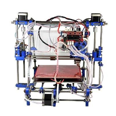 (Ship by Express)Geeetech Unassembled/Full 3D Printer Kit RepRap Prusa Mendel I2 Iteration 2 -- Controller Board: Sanguinololu 1.3a
