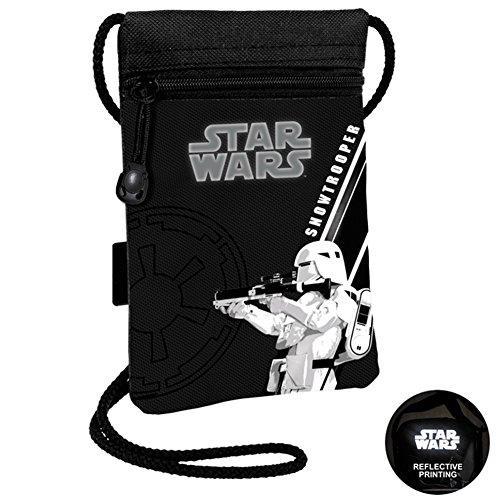 Star Wars Stormtrooper Snowtrooper Brustbeutel Kinder Geldbörse Geldbeutel Portemonnaie