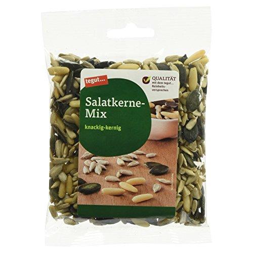 tegut... Salatkerne-Mix, 10er Pack (10 x 75 g)