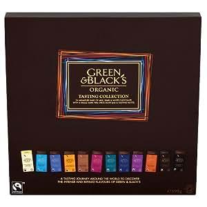 Green & Black's Organic Tasting Collection, 395g