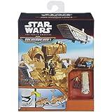 Hasbro Star Wars- Star Wars Micro Machines Battaglia E7 Set Ordinato, Modelli Assortiti