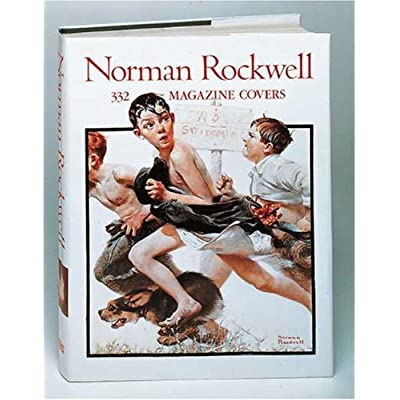 NORMAN ROCKWELL. 332 magazine covers