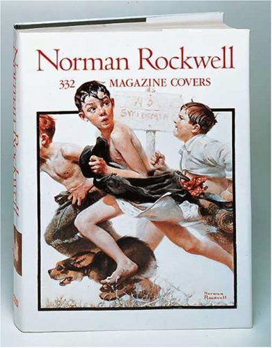 NORMAN ROCKWELL. 332 magazine co...
