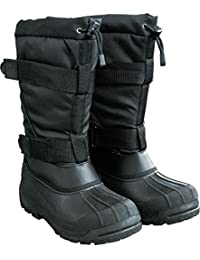 CN Outdoor Arctic-Boots inkl. Thermo-Innenschuh Schwarz