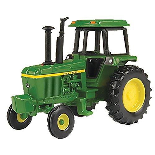 TOMY John Deere Soundguard Traktor Spielzeug, Maßstab 1/64 (Deere 64 Tractor 1 John)