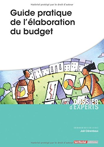 Guide pratique de l'laboration du budget
